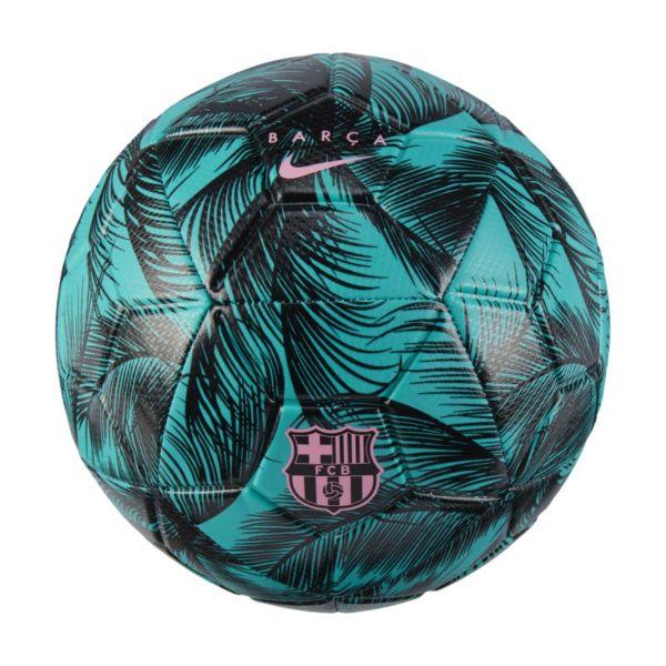 FC Barcelona Strike Balón de fútbol - Verde