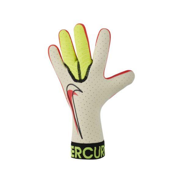 Nike Mercurial Goalkeeper Touch Elite Guantes de fútbol - Blanco