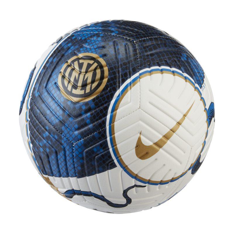 Strike Inter de Milán Balón de fútbol - Blanco