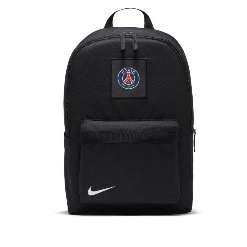 París Saint-Germain Mochila de fútbol - Negro