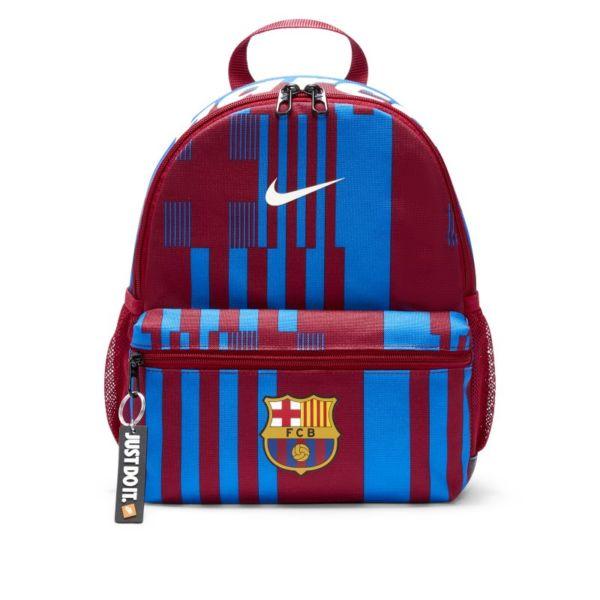 FC Barcelona Stadium Mochila de fútbol - Niño/a - Rojo