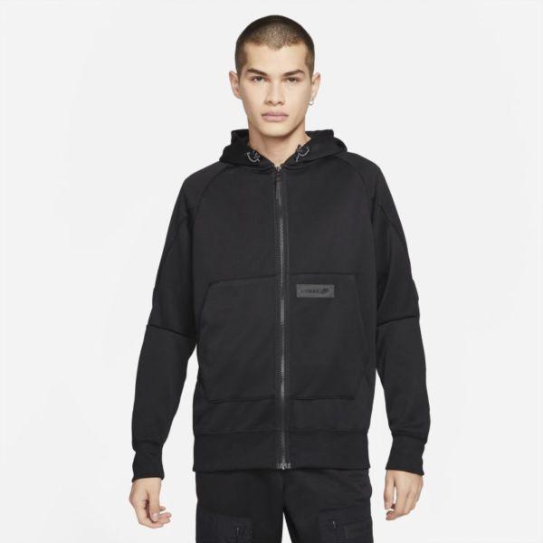 Nike Sportswear Air Max Sudadera con capucha con cremallera completa - Hombre - Negro