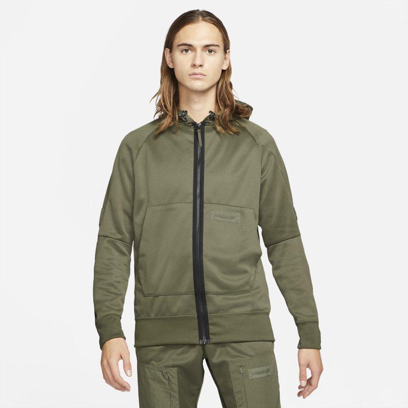 Nike Sportswear Air Max Sudadera con capucha con cremallera completa - Hombre - Marrón