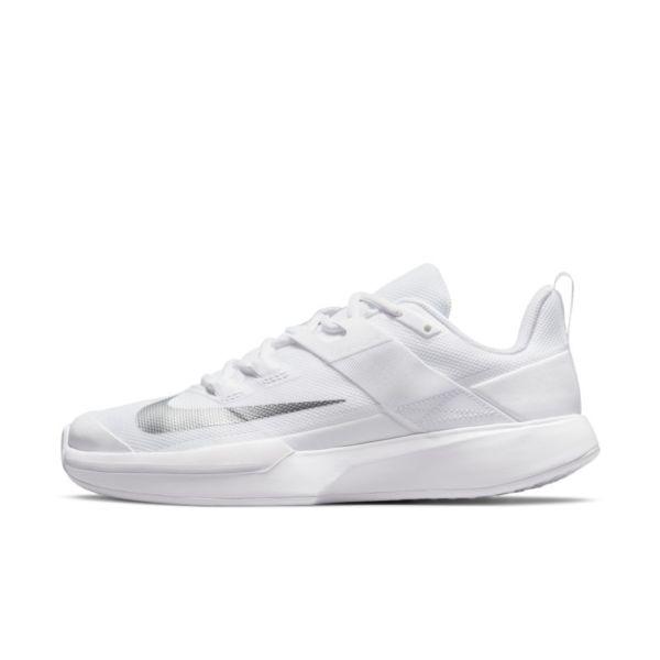 NikeCourt Vapor Lite Zapatillas de tenis de pista rápida - Mujer - Blanco
