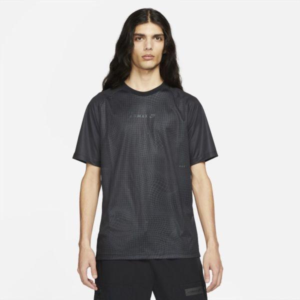 Nike Air Max Camiseta de manga corta - Hombre - Negro