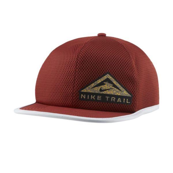 Nike Dri-FIT Pro Gorra de trail running - Rojo