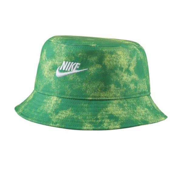 Nike Sportswear Tie-Dye Sombrero tipo pescador - Azul