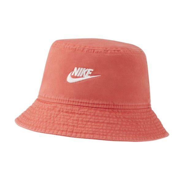 Nike Sportswear Sombrero tipo pescador - Naranja