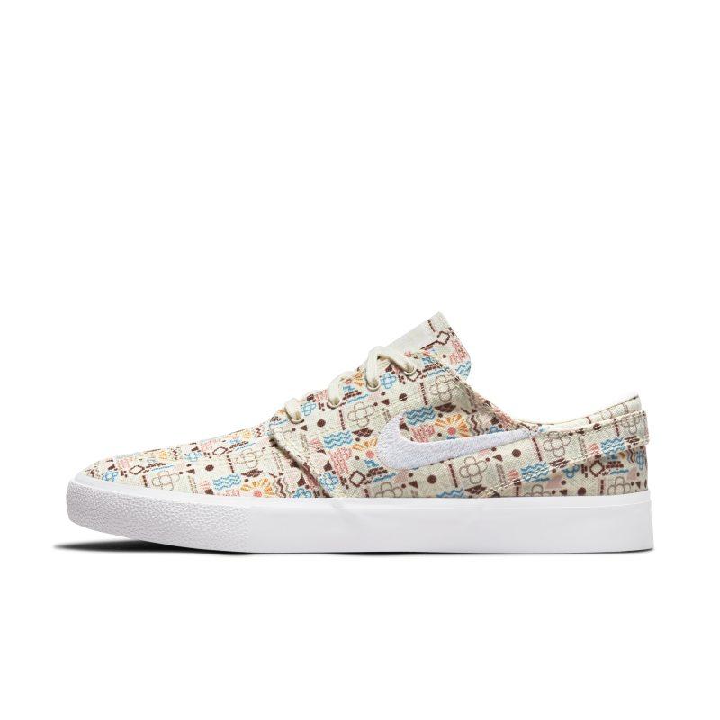 Nike SB Zoom Stefan Janoski Canvas RM Premium Zapatillas de skateboard - Marrón