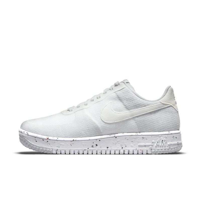 Nike Air Force 1 Crater FlyKnit Zapatillas - Hombre - Blanco