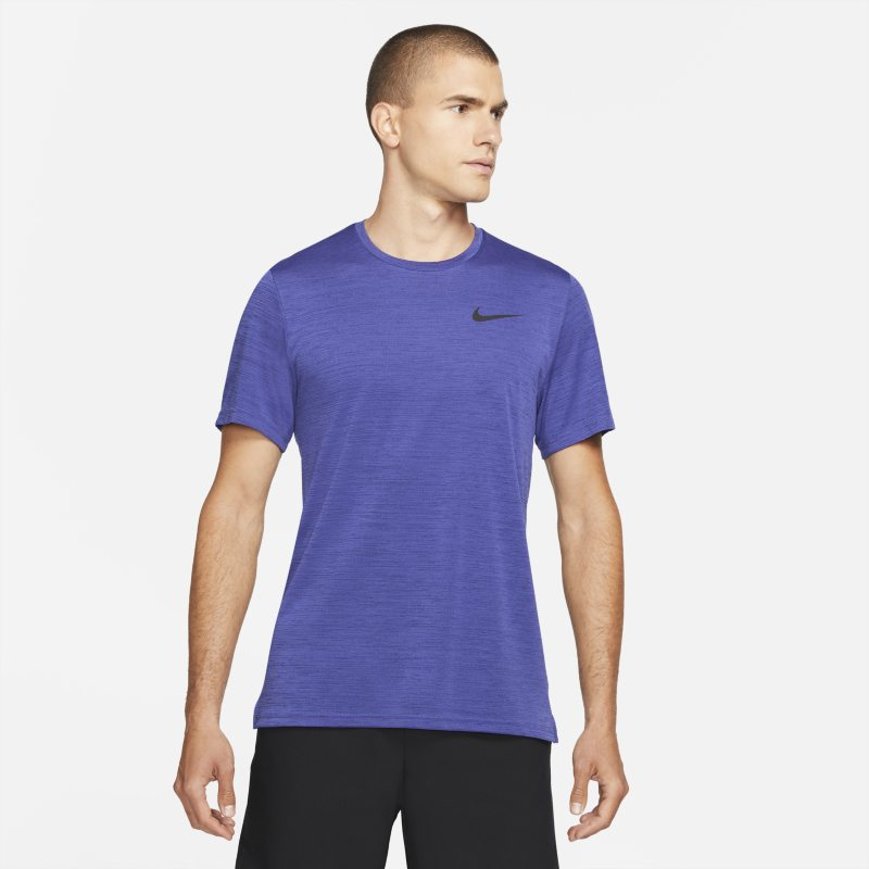 Nike Camiseta de manga corta - Hombre - Azul