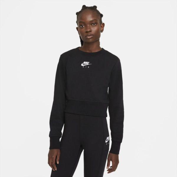 Nike Air Sudadera - Mujer - Negro