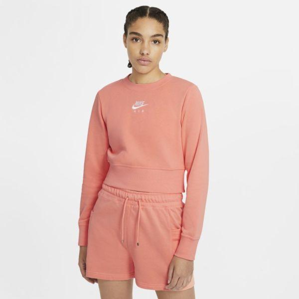 Nike Air Sudadera - Mujer - Rosa