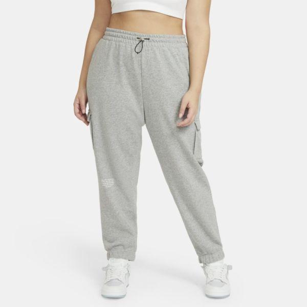 Nike Sportswear Swoosh Pantalón - Mujer - Gris