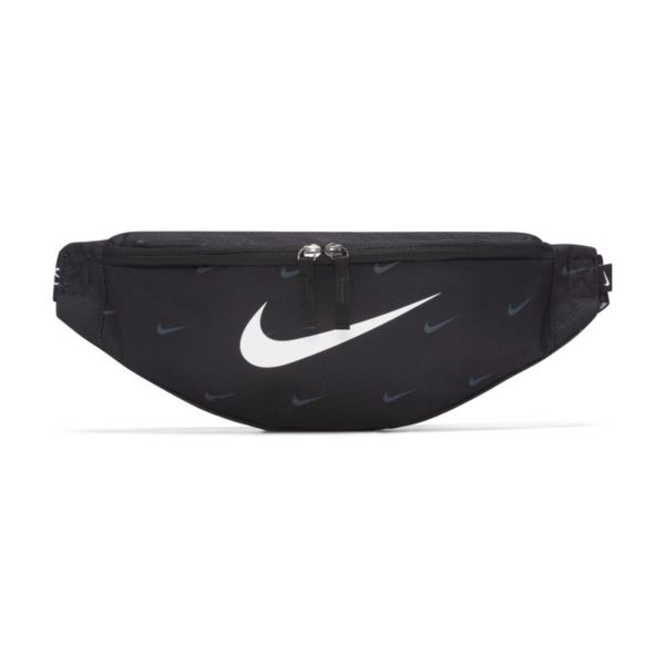 Nike Heritage Swoosh Riñonera - Negro