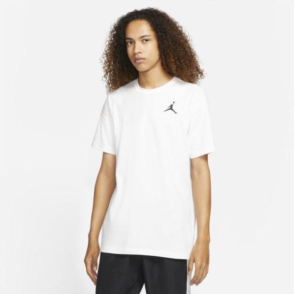 Jordan Jumpman Camiseta de manga corta - Hombre - Blanco