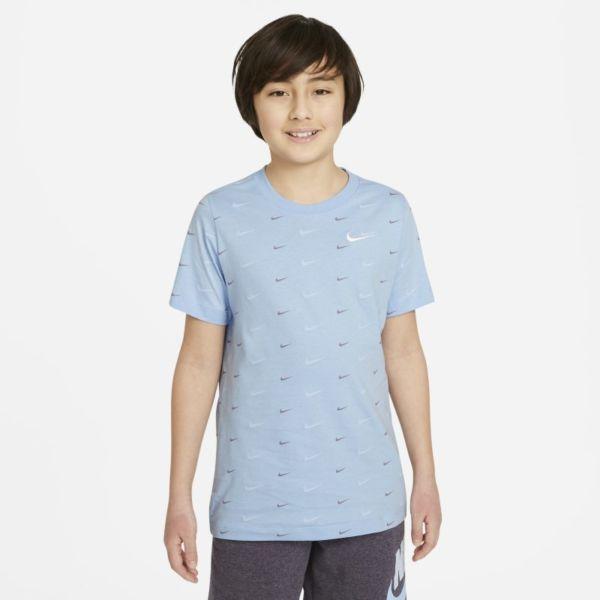 Nike Sportswear Camiseta - Niño - Azul
