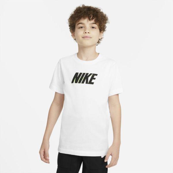 Nike Sportswear Camiseta - Niño - Blanco
