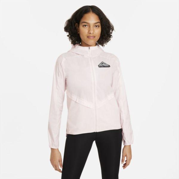 Nike Shield Chaqueta de trail running - Mujer - Rosa