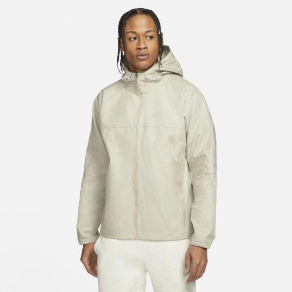 Nike Sportswear Chaqueta de lona - Hombre - Marrón