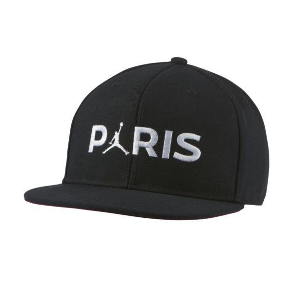 París Saint-Germain Gorra regulable - Niño/a - Negro