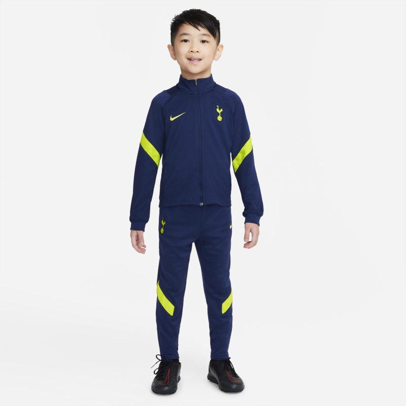 Strike Tottenham Hotspur Chándal de fútbol - Niño/a pequeño/a - Azul