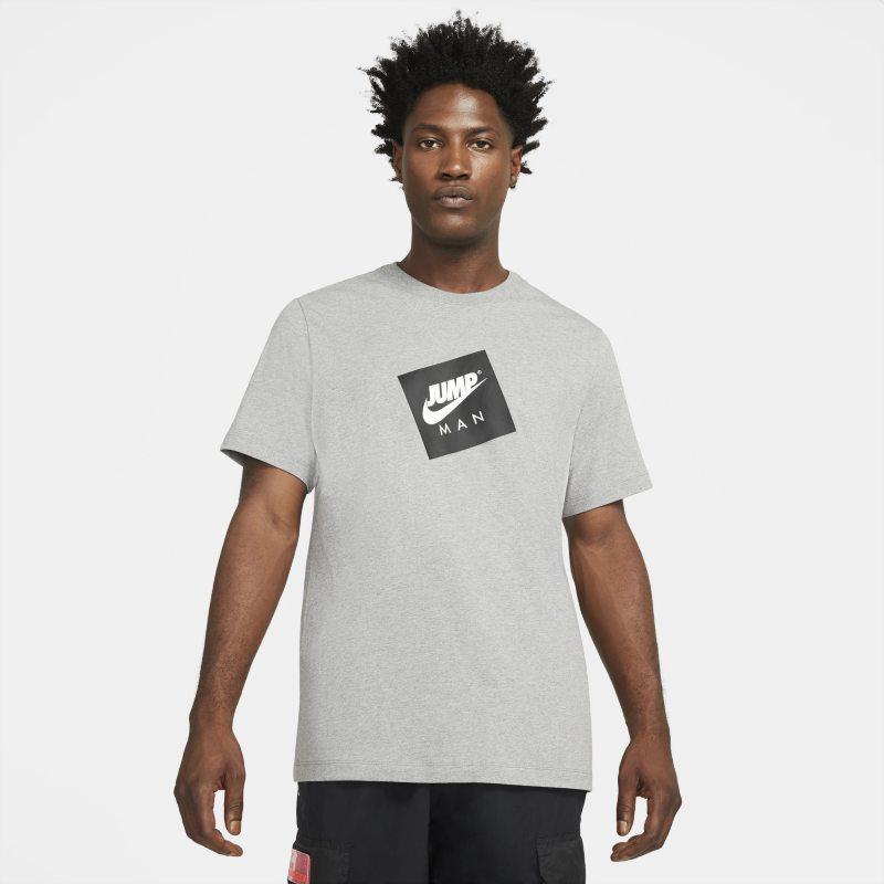 Jordan Jumpman Box Camiseta de manga corta - Hombre - Gris