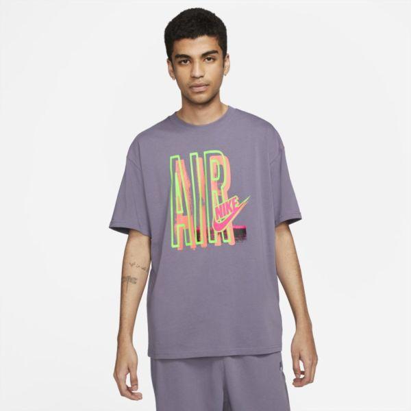 Nike Sportswear Camiseta - Hombre - Morado