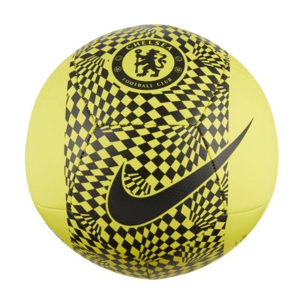 Chelsea FC Pitch Balón de fútbol - Amarillo