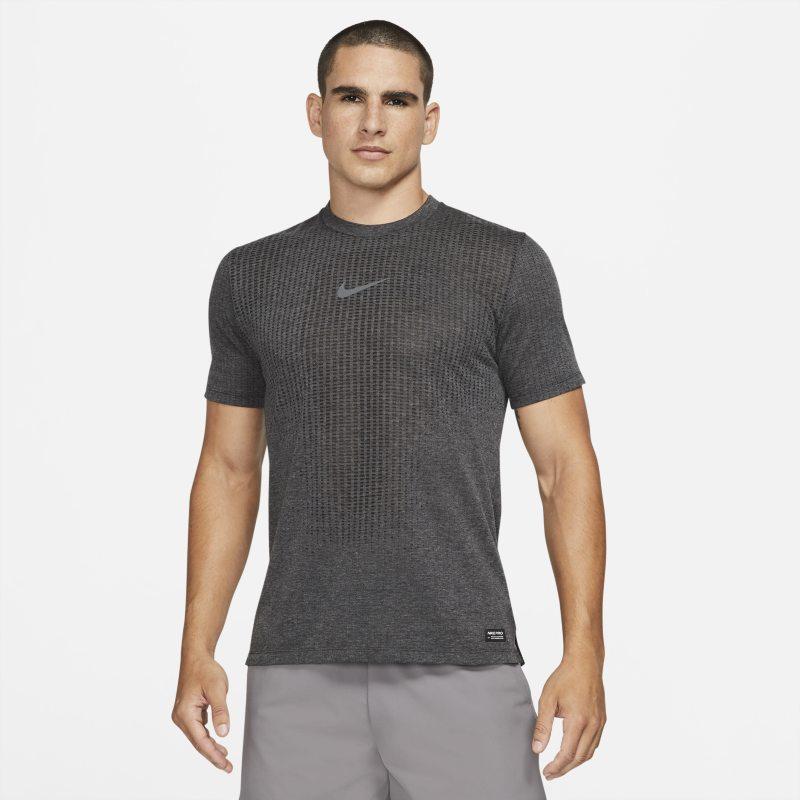 Nike Pro Dri-FIT ADV Camiseta de manga corta - Hombre - Negro