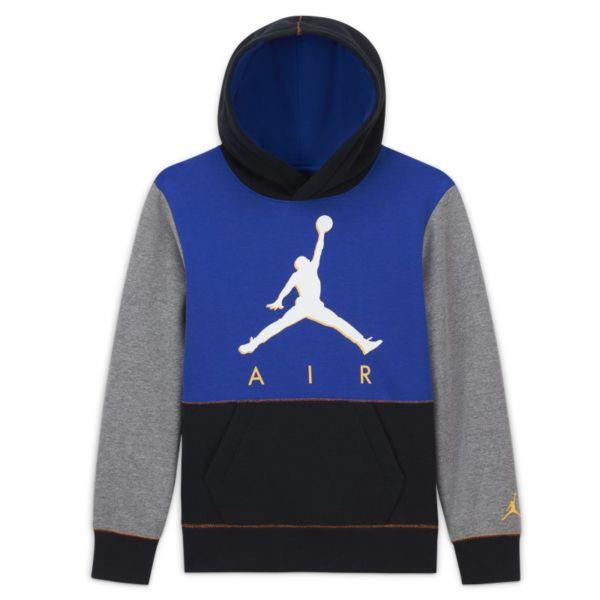 Jordan Sudadera con capucha - Niño - Azul