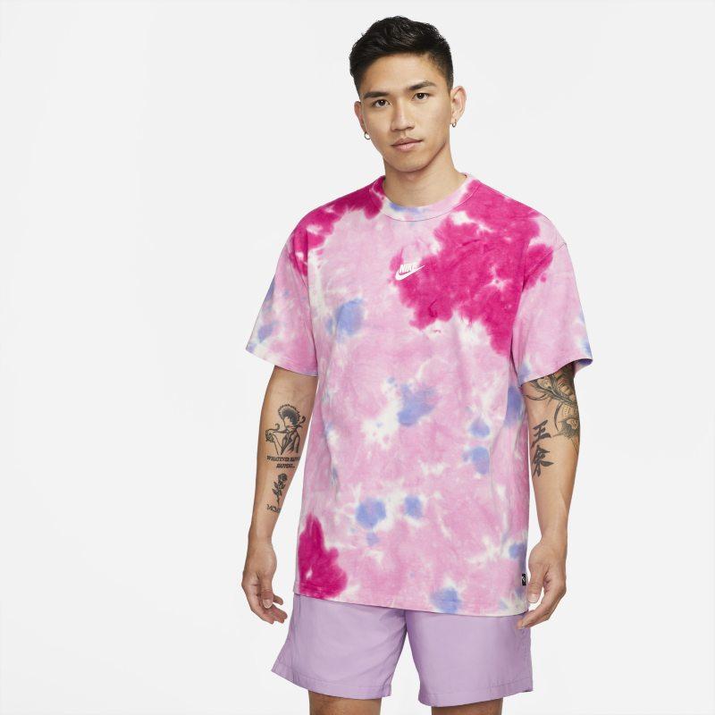 Nike Sportswear Premium Essentials Camiseta tie-dye - Hombre - Rosa