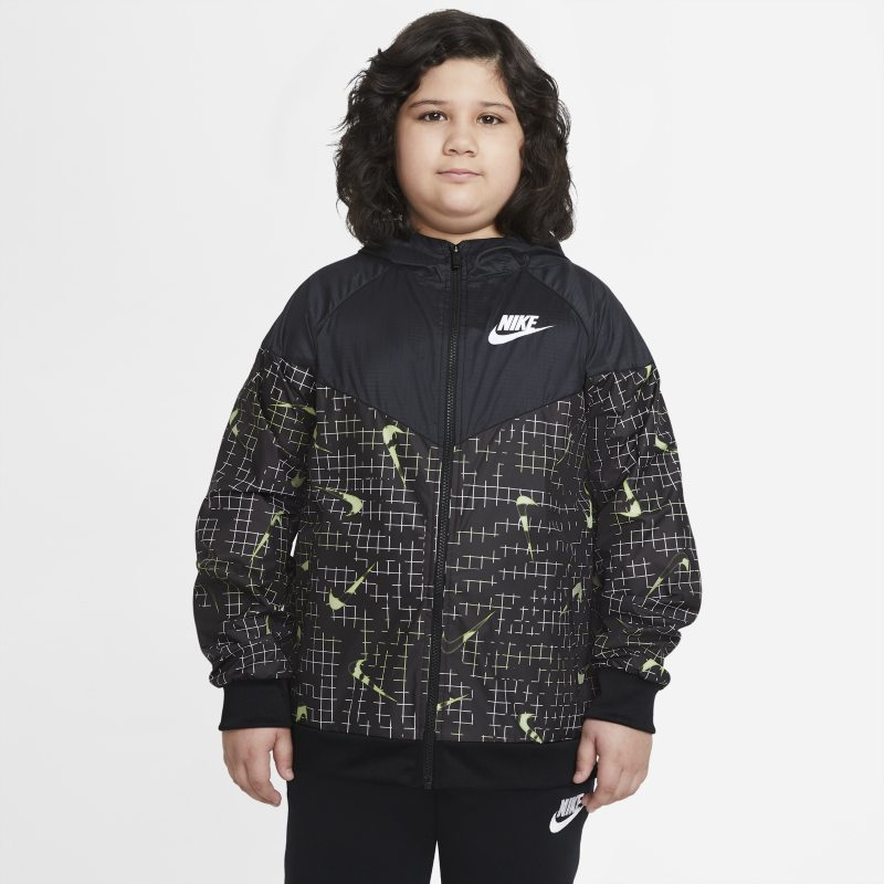 Nike Sportswear Windrunner Chaqueta - Niño - Amarillo
