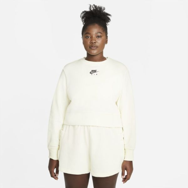 Nike Air Sudadera - Mujer - Blanco