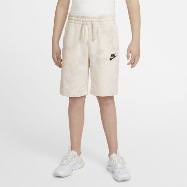 Nike Sportswear Magic Club Pantalón corto con efecto desteñido - Niño - Marrón