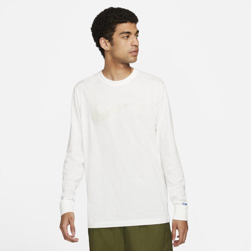 Nike Sportswear Camiseta de manga larga - Hombre - Gris