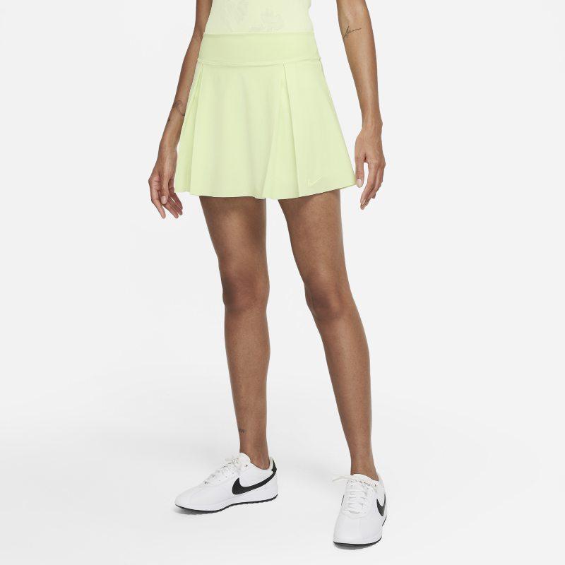 Nike Club Skirt Falda de golf regular - Mujer - Verde