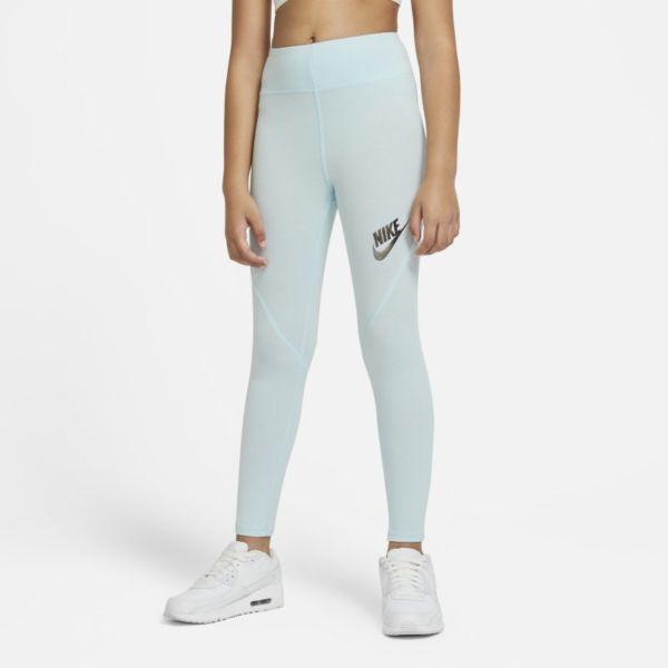Nike Sportswear Favorites Leggings de talle alto - Niña - Azul