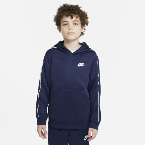 Nike Sportswear Sudadera con capucha - Niño - Azul