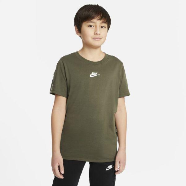 Nike Sportswear Camiseta - Niño - Marrón