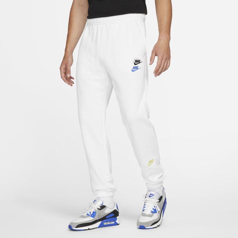 Nike Sportswear Essentials+ Pantalón de tejido French terry - Hombre - Blanco