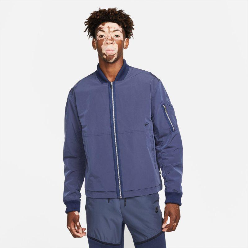 Nike Sportswear Style Essentials Chaqueta bomber con forro - Hombre - Azul