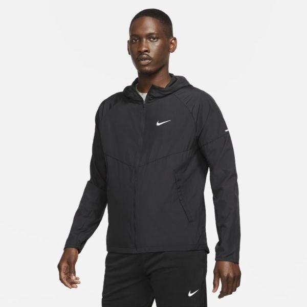 Nike Repel Miler Chaqueta de running - Hombre - Negro