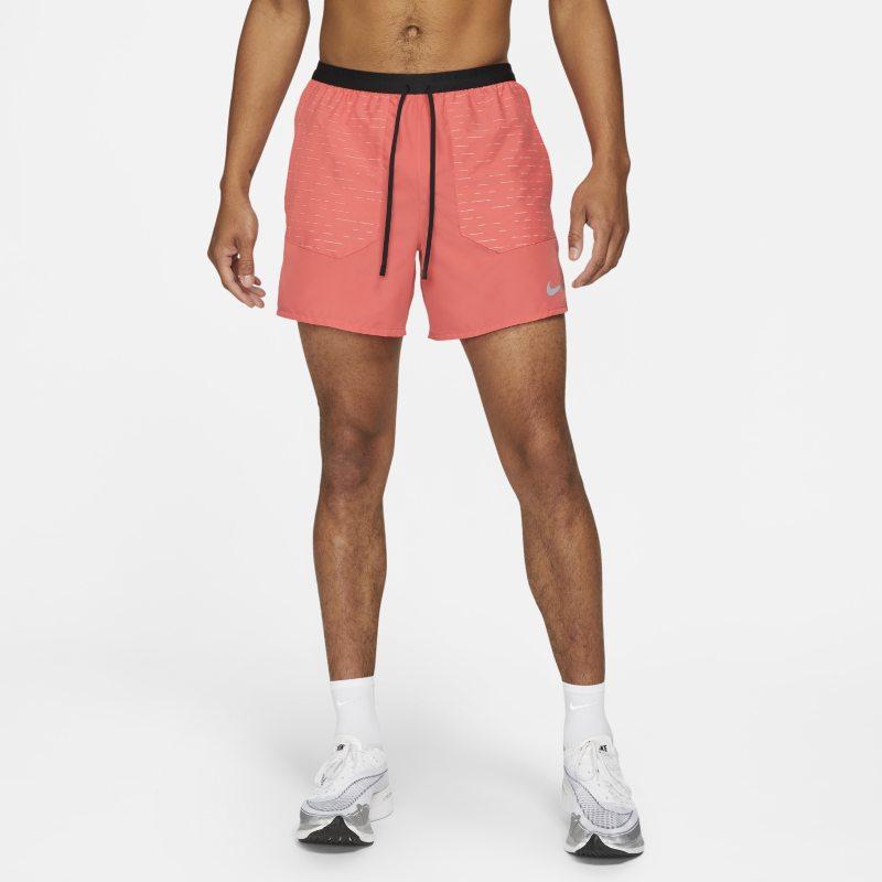 Nike Dri-FIT Flex Stride Run Division Pantalón corto de running de 13cm con forro de slip - Hombre - Naranja