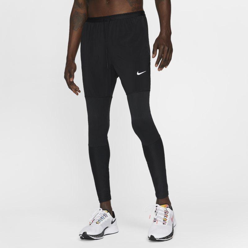 Nike Dri-FIT Phenom Run Division Pantalón largo híbrido de running - Hombre - Negro