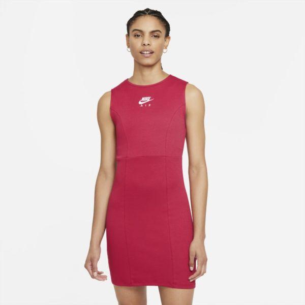 Nike Air Vestido - Mujer - Rojo