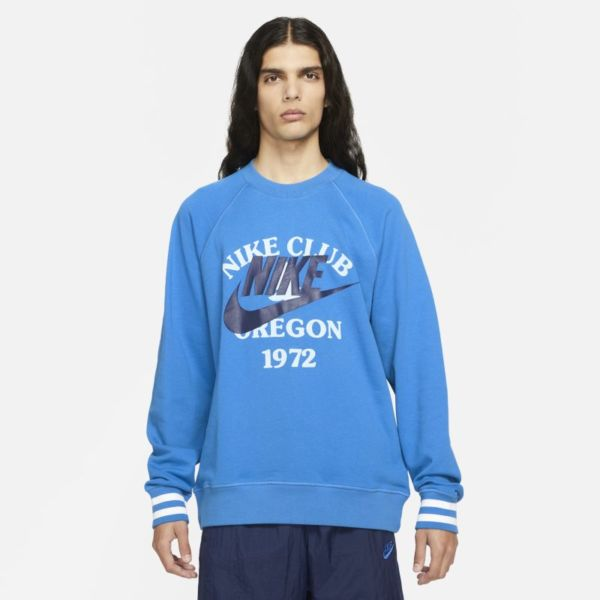 Nike Sportswear Sudadera de tejido French terry - Hombre - Azul