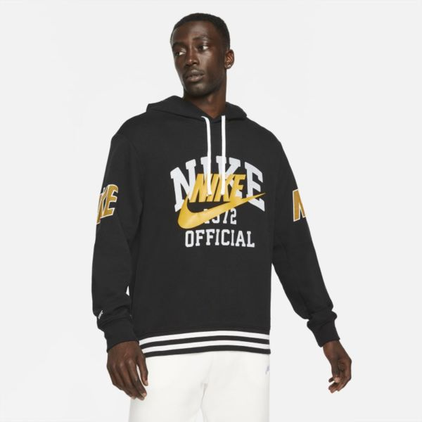 Nike Sportswear Sudadera con capucha de tejido French terry - Hombre - Negro