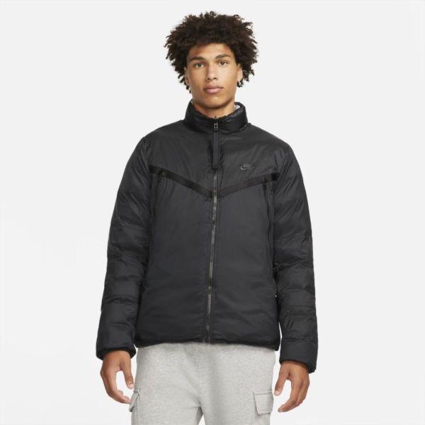 Nike Sportswear Therma-FIT Repel Chaqueta reversible - Hombre - Negro