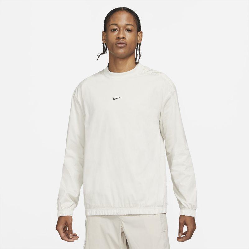 Nike Sportswear Style Essentials Camiseta de manga larga con forro - Hombre - Gris